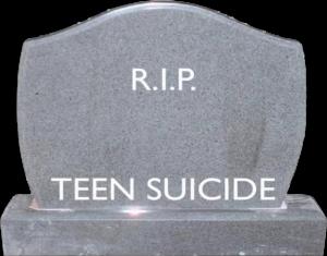 Teen grave
