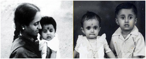 Sri Sri Ravi Shankar - infant pictures