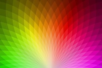 healing colours