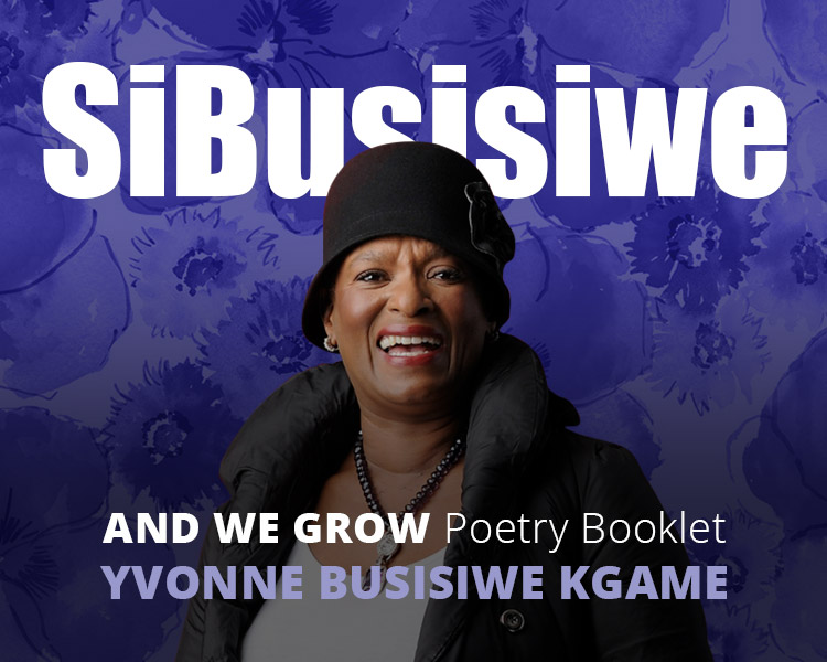 SiBusisiwe poetry booklet